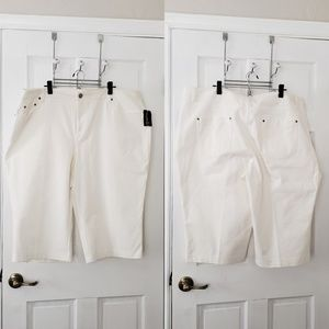INC from Macys crop short pants